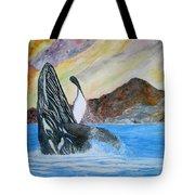 Baja Breach Tote Bag