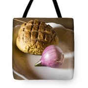 Baked Bread And Onion Tote Bag