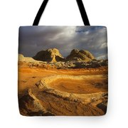 Baked Earth Tote Bag