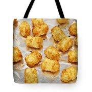 Baked Potato Treats Tote Bag