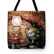 Baker - Ready For The Party Tote Bag by Mike Savad