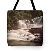 Bakers Brook Falls Tote Bag