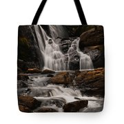 Bakers Fall. Horton Plains National Park. Sri Lanka Tote Bag