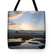 Bakersfield Sunrise Tote Bag