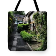 Bakewell Country Terrace Houses - Peak District - England Tote Bag