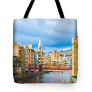 Balamory Spain Tote Bag