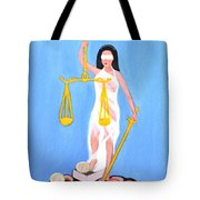 Balance And Money Tote Bag