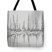 Balance And Perspective Tote Bag