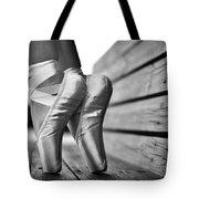 balance BW Tote Bag