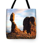 Balance Rock Tote Bag