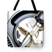 Balanced Counter Weight Tote Bag