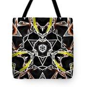 Balanced Darkness Tote Bag