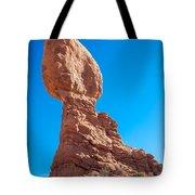 Balancing Rock Tote Bag