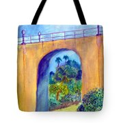Balboa 163 Bridge Tote Bag