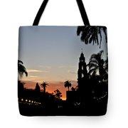 Balboa At Sunset  Tote Bag