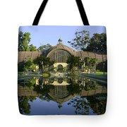 Balboa Park Botanical Building - San Diego California Tote Bag