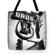 Balboa Pharmacy Drug Store Orange County Photo Tote Bag
