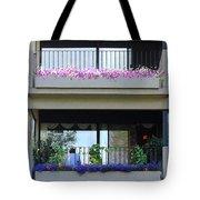 Balconies 4 Tote Bag