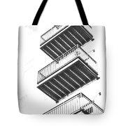 Balconies Tote Bag