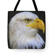 Bald Eagle 2 Tote Bag