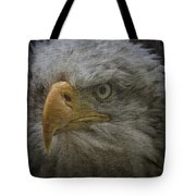 Bald Eagle 26 Tote Bag