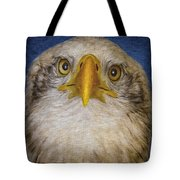 Bald Eagle 4 Tote Bag