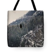 Bald Eagle V I Tote Bag