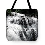 Bald River Falls Tote Bag