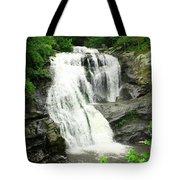 Bald River Falls Tote Bag