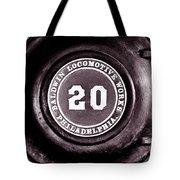 Baldwin 20 - Toned Tote Bag