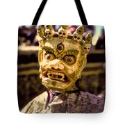 Bali Dancer 1 Tote Bag
