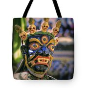 Bali Dancer 2 Tote Bag