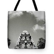 Bali Temple Tote Bag