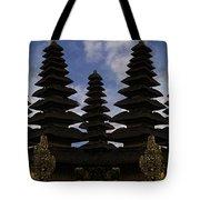 Bali Water Temple Tote Bag