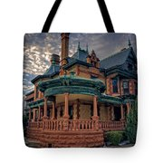 Ball Eddleman Mcfarland House Tote Bag