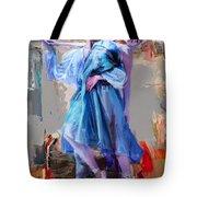 Ballerina 37 Tote Bag