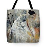 Ballerina 6631 Tote Bag