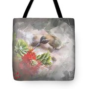 Ballerina Tote Bag by Arne Hansen