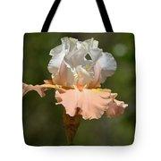 Ballerina Iris Tote Bag