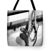 Ballerina Slippers-bw Tote Bag