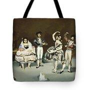 Ballet Espagnol Tote Bag