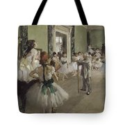 Ballet School Tote Bag
