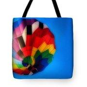 Balloon Colors Tote Bag