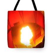 Balloon-glow-7917 Tote Bag