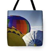 Balloon Pillows Tote Bag