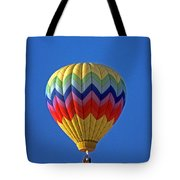 Balloon Ride Tote Bag
