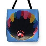 Balloon Square 1 Tote Bag