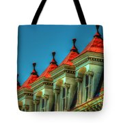 Balloon Top Tote Bag