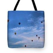 Balloons Galore Tote Bag