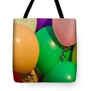 Balloons Horizontal Tote Bag